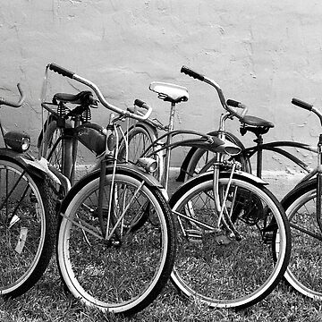 Vintage Bicycles by AnalogSoulPhoto