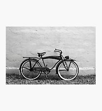 """Supreme"" Vintage Bicycle Photographic Print"