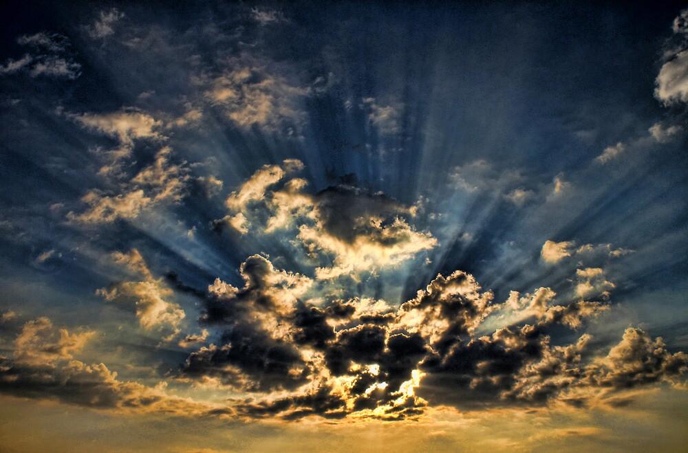 Cloud 091810-13 by Carolyn  Fletcher