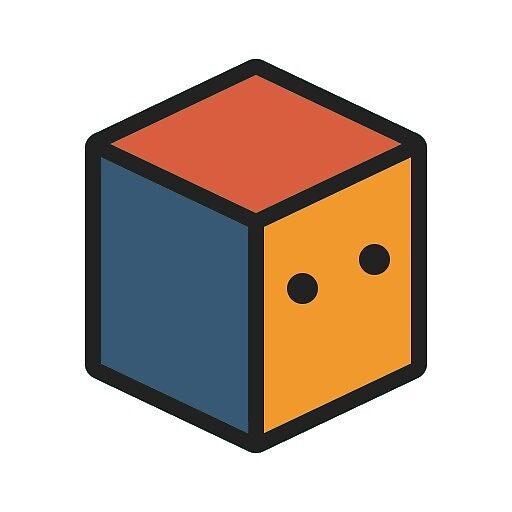 Cube Tumblr Icon by jackellington