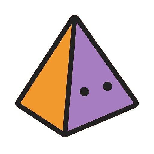 Pyramid Tumblr Icon by jackellington