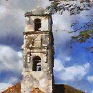 Church in Trinidad, Cuba by David Carton