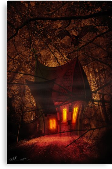 Crooked House by Svetlana Sewell