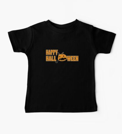 happy halloween t Kids Clothes