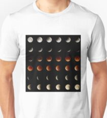 2015 Lunar Eclipse Matrix T-Shirt