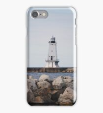 Ludington Lighthouse iPhone Case/Skin