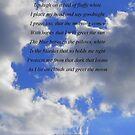 Sleeping on a Cloud by Michael Degenhardt