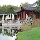 Chinese Teahouse by orko