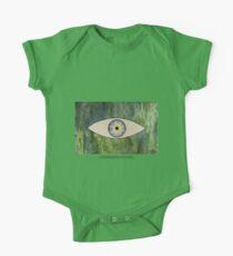 Sea Monster Eye   (t-shirt) One Piece - Short Sleeve