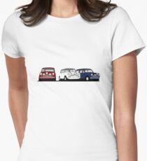 Classic Mini Cooper S - The Italian Job T-Shirt