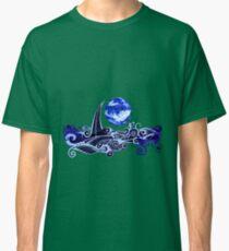 Tshirt - Lunar Sailing - Ultramarine Classic T-Shirt