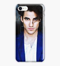 Darren Criss - Broadway Style Guide photoshoot iPhone Case/Skin