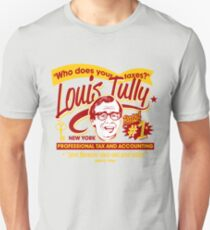 Louis Tully Accounting Unisex T-Shirt
