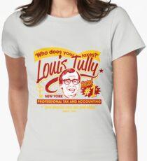 Louis Tully Accounting Women's Fitted T-Shirt