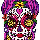 Candy Skull by Devon Mallison