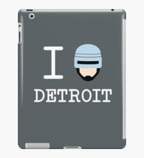 I Protect Detroit iPad Case/Skin