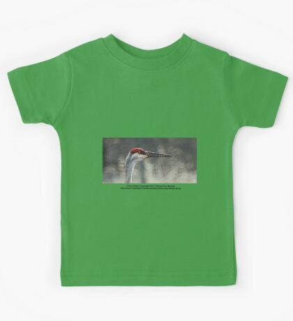 Crane Head Kids Clothes