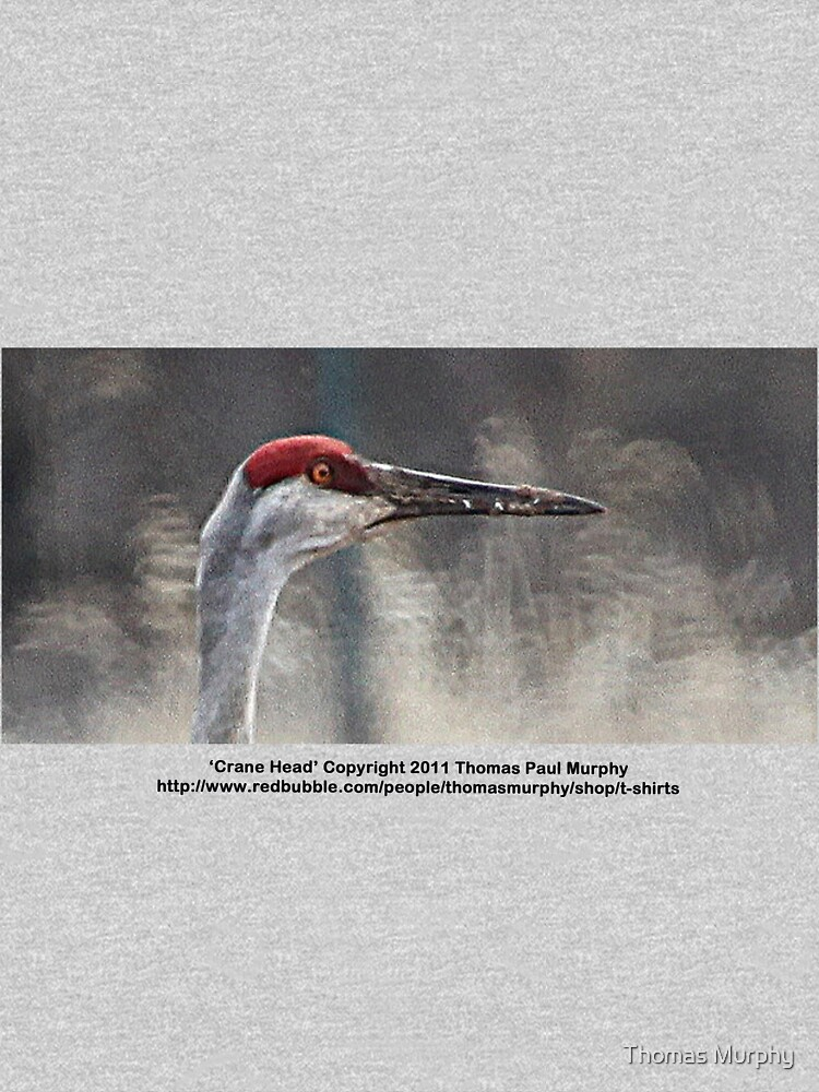 Crane Head by ThomasMurphy