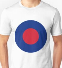 Royal Air Force Low Visibility Roundel Unisex T-Shirt