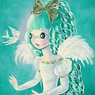 """Alice"" ~ Holiday Angel II by AngelArtiste"