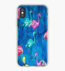 Enchanting Flamingos iPhone 4s Case iPhone Case