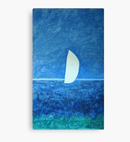 Ghost Sail Canvas Print