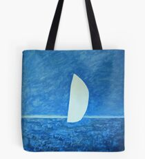 Ghost Sail Tote Bag