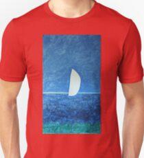 Ghost Sail  Unisex T-Shirt