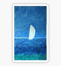 Ghost Sail  Sticker
