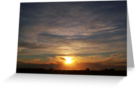 Day's End by Greg Belfrage