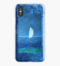 Ghost Sail iPhone Case