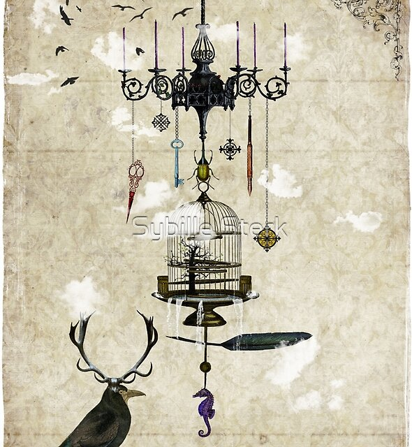 The Crow's Treasures by Sybille Sterk