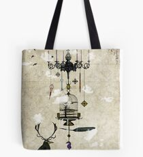 The Crow's Treasures Tote Bag