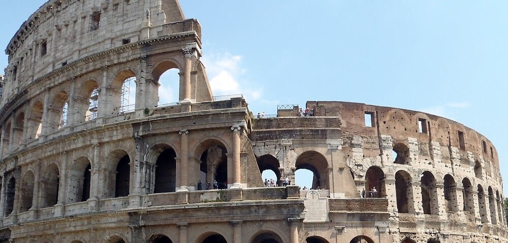 Colosseum 3.0 - Italy by clarebearhh