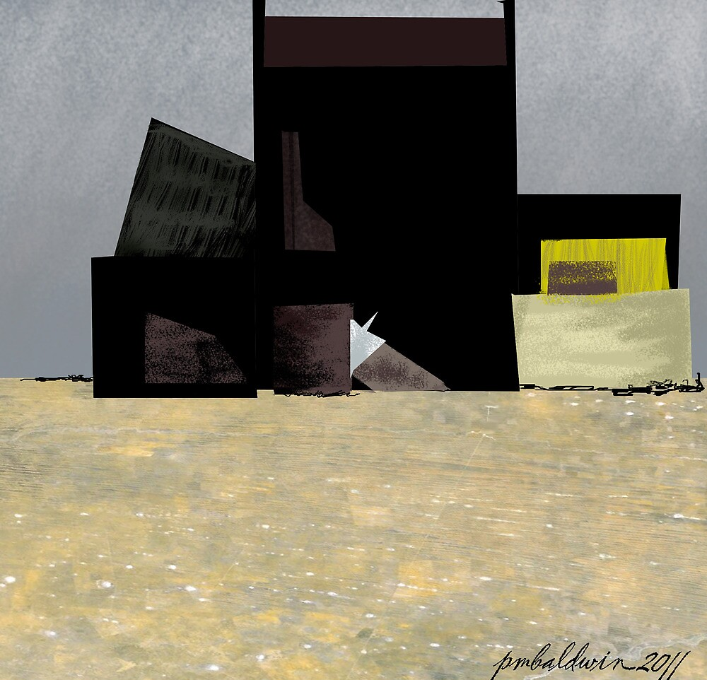 """Black Hole"" by Patrice Baldwin"