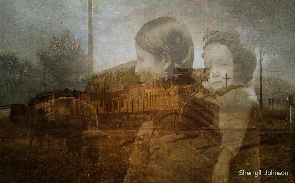 Past Progress by Sherryll  Johnson