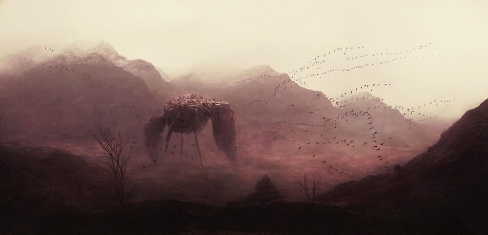 Birdwalker by Ryan Laing