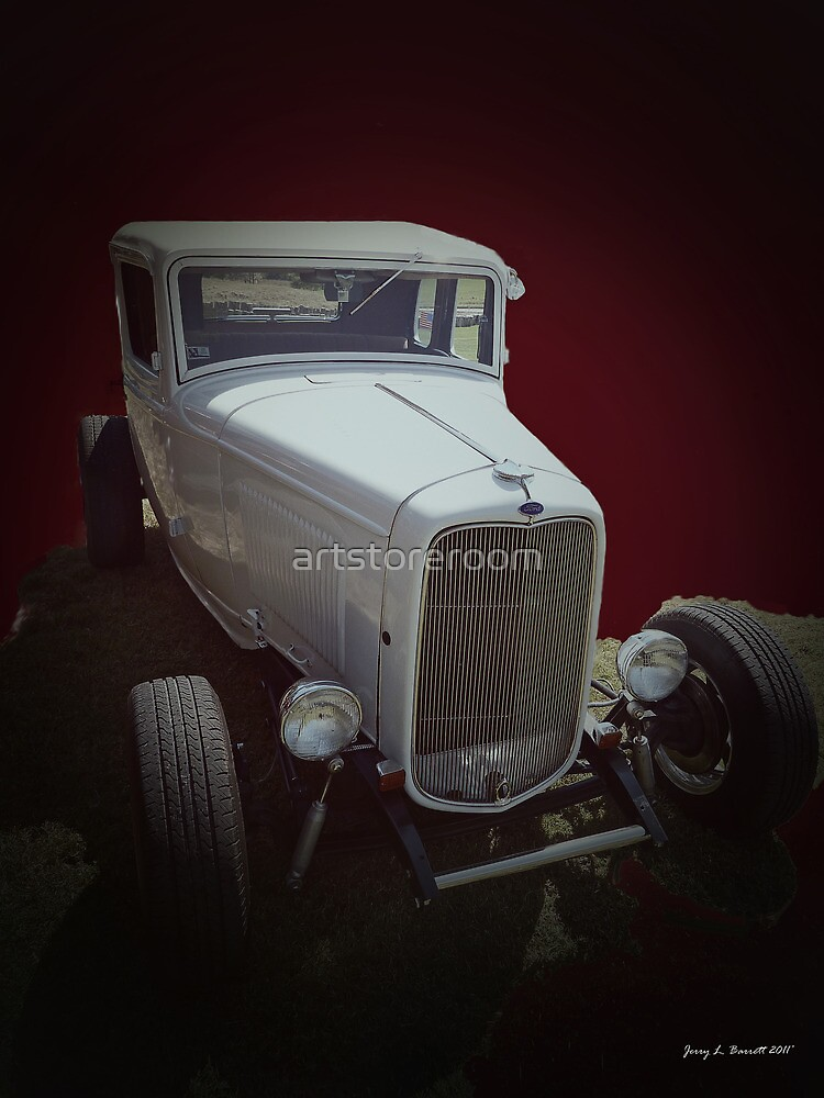 1932 Coupe by artstoreroom