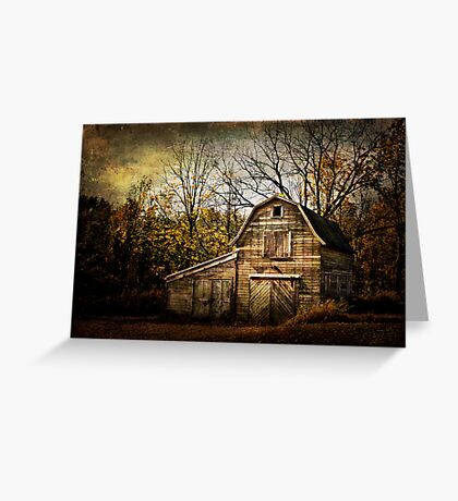 Autumn Approaches Greeting Card
