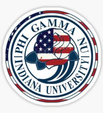 PGN Southern America Sticker