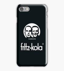 fritz-kola iPhone Case/Skin