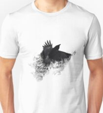 The Black Crow Unisex T-Shirt