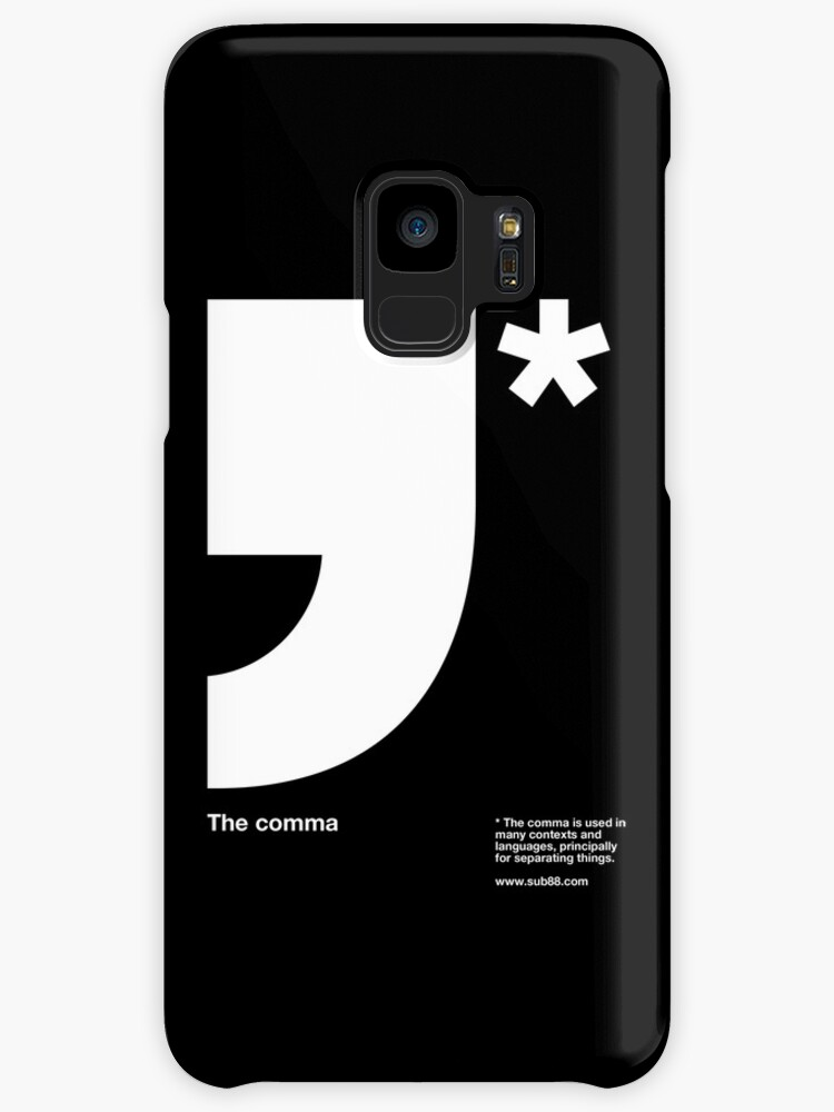 Comma by sub88