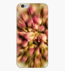 Blurry Rose Bowl iPhone Case