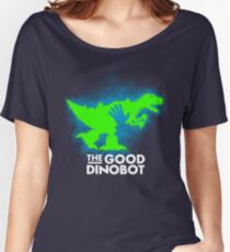 The Good Dinobot Women's Relaxed Fit T-Shirt