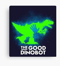 The Good Dinobot Canvas Print