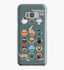 DroidArmy: Maclac Squadron (ironic iPhone case) Samsung Galaxy Case/Skin