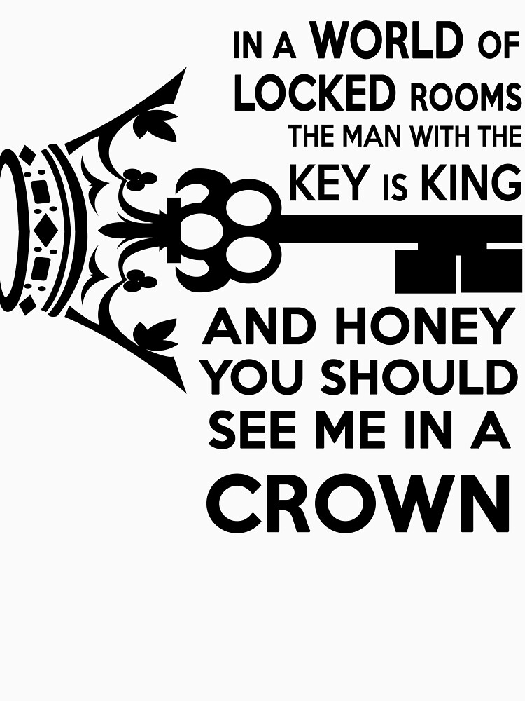 Moriarty Key Quote - Black Text by jlechuga