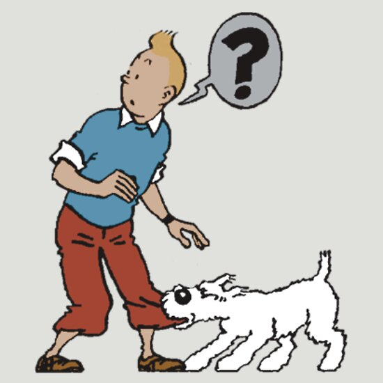TShirtGifter presents: Tintin and Snowy T-Shirt