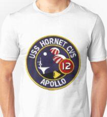 USS Hornet CVS-12, Recovery of Apollo 12 T-Shirt